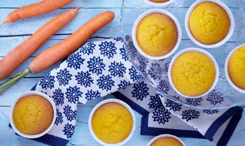 Camille – Tortini alle carote