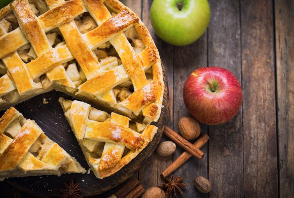 Apples and Figs Pie