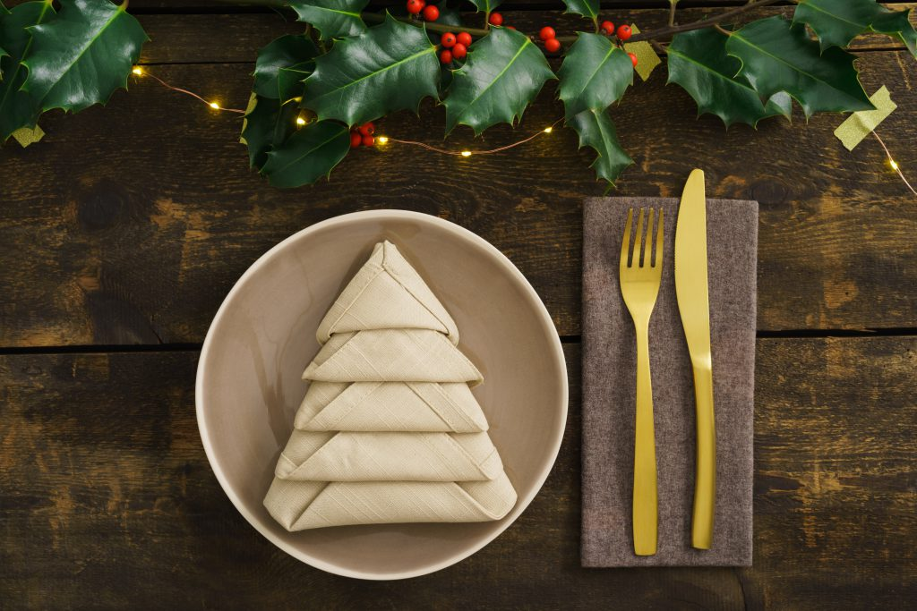 Christmas Eve Creative Menu