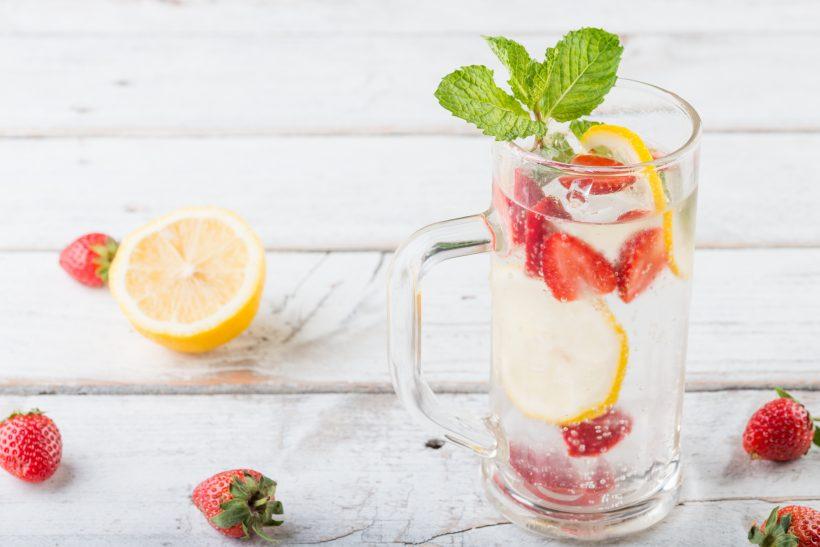 Acqua detox in 3 mosse