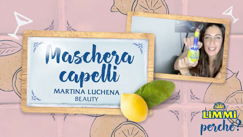 Maschera capelli - Martina Luchena Beauty