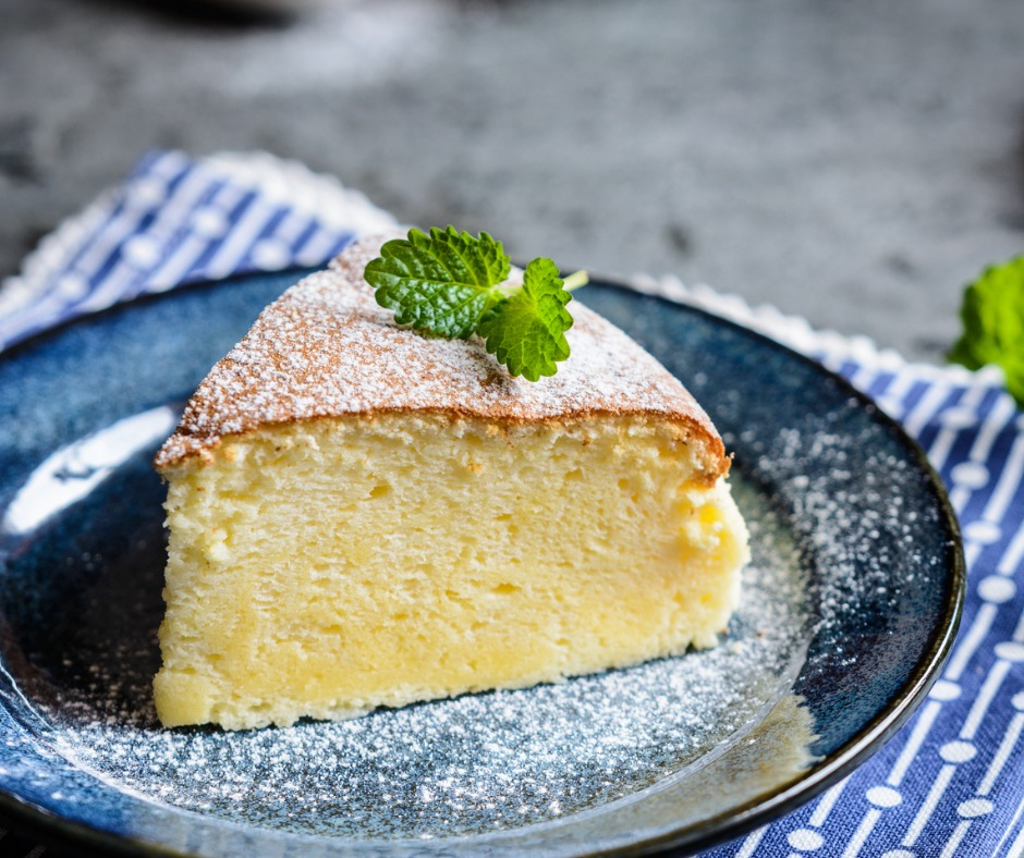 ricotta cheese and lemon cake