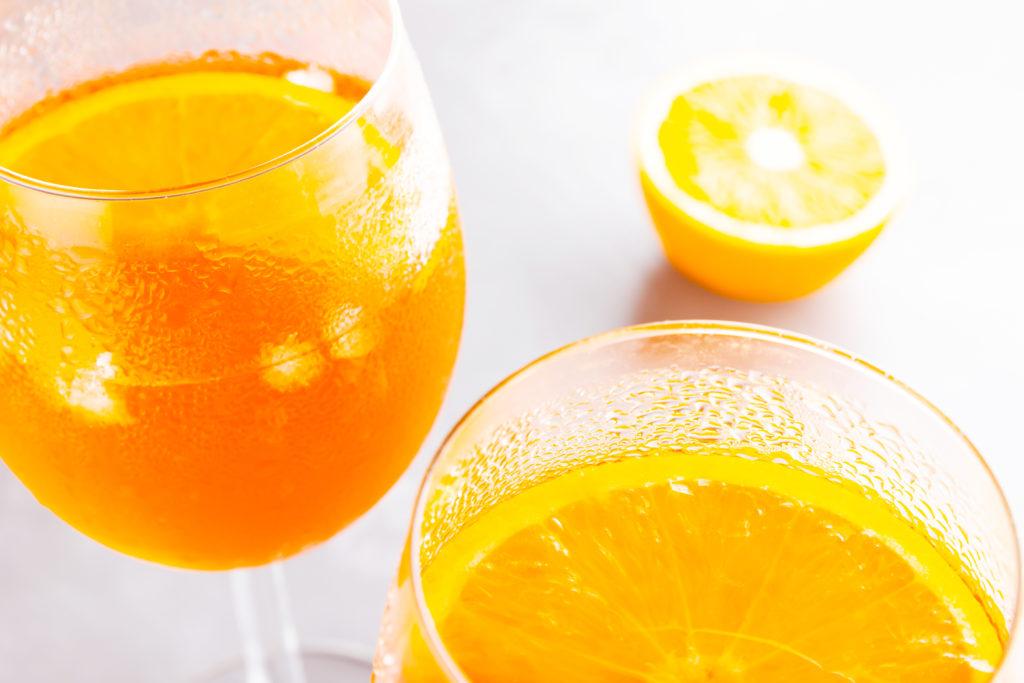 ginger spritz